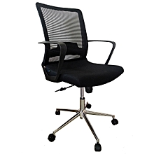 New Arrival ! Ergonomic Office Chair with Mesh Back & Fabric Seat
