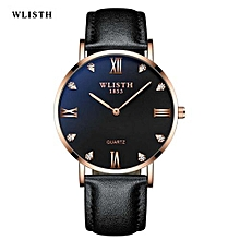 Wlisth Luxury Top Brand Men Sport Military Watch Men's Waterproof Wristwatch Man Relogio MasculinoQuartz Analog Clock 910