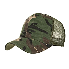 8ae5ca8e Tectores Fashion Trend Camouflage Summer Cap Mesh Hats For Men Women Casual  Hats Hip Hop Baseball