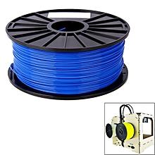 ABS 1.75 mm Color Series 3D Printer Filaments, about 395m(Blue)