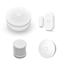Sensors Kit For Smart Home Security - White