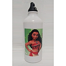 MOANA cartoon water bottle -  minimum order is 1 bottle 500 ML