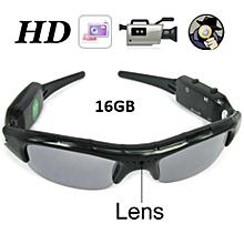 16GB Spy Glasses Sunglasses Hidden Camera Video Recorder 720x480 WWD