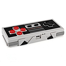 LEBAIQI 8Bitdo N30 Wireless Bluetooth Controller Dual Classic Joystick for Switch Android Gamepad PC Mac Linux COLORMIX