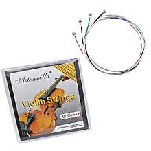 Violin String Steel Wire Core Nickel-silver Wound AV10 Violin String