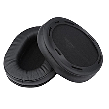 Replacement Ear Cushion Pads Ear Cups for SONY MDR 1R 1RNC 1RMK2 1RBTMK2-Red