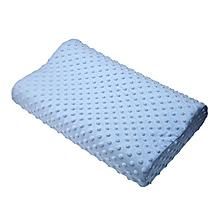 Memory Foam Pillow 3 Colors Orthopedic Pillow Latex Neck Pillow Fiber Slow Rebound Soft Pillow Massager Cervical Health Care