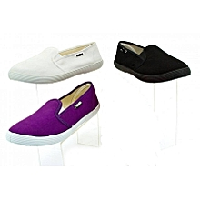 3 pairs One Size Casual Umoja Women Shoes - Christmas offer