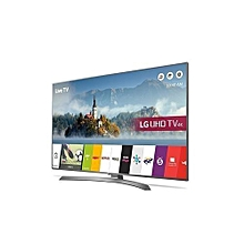 "UJ630V 43"" - Smart UHD 4K LED TV - HD - BLACK"