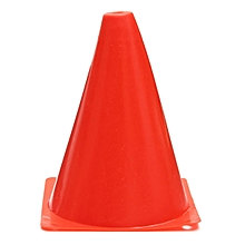 "1PCS 7"" Witches Hat Agility Cones Football Soccer Sports Drill Markers Slalom Red"