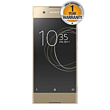 "Xperia XA1 32GB, Dual SIM 5"" HD, 23MP & 8MP Camera, Gold"