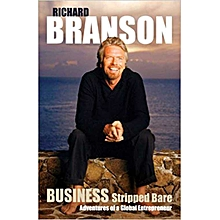 Business Stripped Bare-Richard Branson