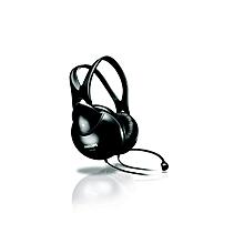 SHM1900/00 - Over-Ear Stereo Headphones - Black