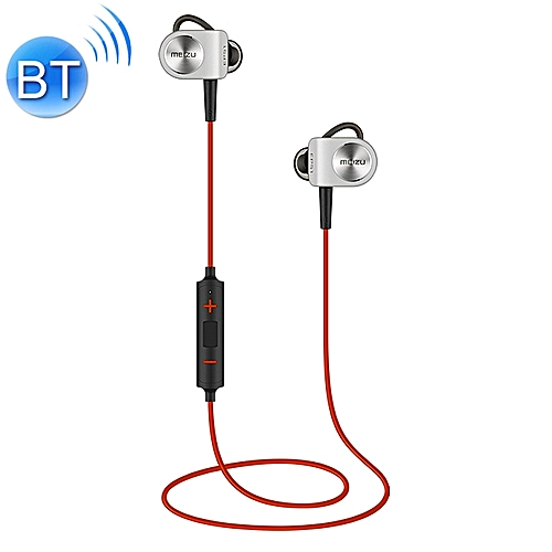 378cf2acbee meizu Meizu EP51 Magnetic Attraction Bilateral Stereo Bluetooth 4.0  Neck-mounted Bluetooth Earphone with Mircophone, Support Call(Red Black)