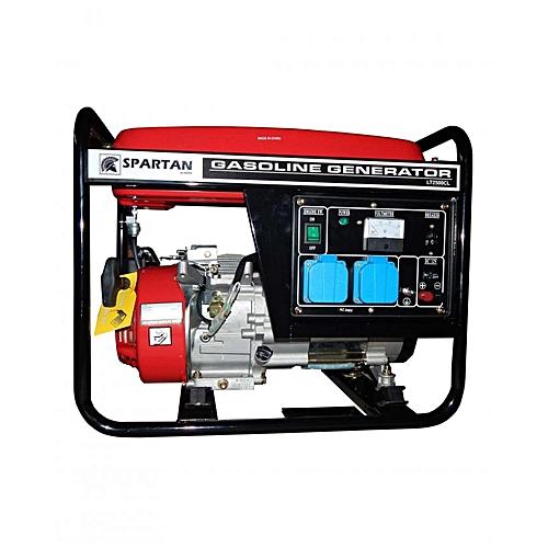SLT2500 - Gasoline Generator - Black & Red