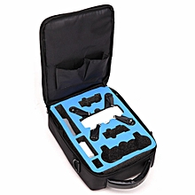 Waterproof Portable Shoulder Bag Storage Box Case Bacpack For DJI Spark Drone Blue
