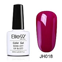 10ml UV/LED Gel Nail polish-Candy colors (JH018)