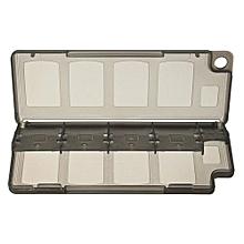 10 In 1 HEPD Material Storage Box For Sony PSVita PS Vita 1000 Memory Card Box PSV Game Card Case For PSV1000 PSV Slim 2000 Case