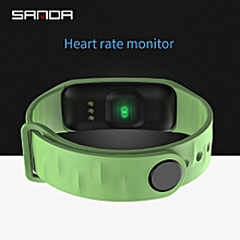 SANDA Bluetooth Smart Watch Men Women Sport Wristwatch Pedometer Fitness Watches For Android IOS Phone Waterproof Smartwatch c1p