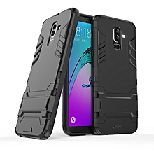 J8 Cases For Cover Samsung Galaxy J 8 Case Slim Robot Armor Rubber Phone Case FOR Samsung Galaxy J8 Phone Bag Capa
