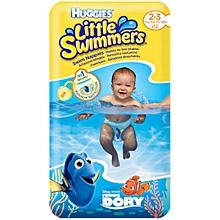 Little Swimmers Swim Pants,  Size 2-3 (3-8 kg),Count 12
