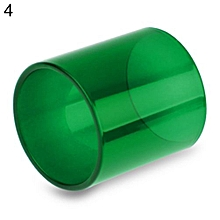 Durable Replacement Glass Tube For SMOK TFV8 Cloud Beast Subohm Atomizerr Tank-Green