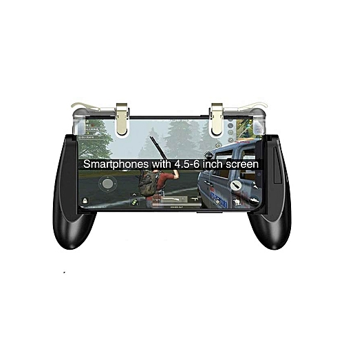 PUBG Mobile Controller for iPhone Android Phone Game Pad Mobile Gaming  Gamepad Joystick L1 R1 Triggers L1RI Fire Button DNSHOP