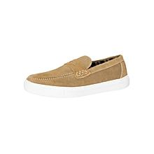 Khaki Men's Sneakers