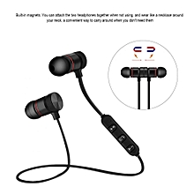 Wireless Bluetooth In-Ear Headphone ,Sports Magnet Headphone For IPhone Android