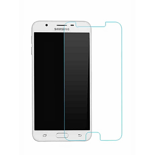 2 Pc Samsung Galaxy J7 Prime Phone Screen Protector HD Durable Tempered Glass Front Film    SAMSUNG J7PRIME    as the picture