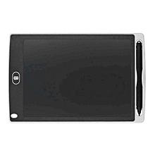 8.5 Inches LCD Screen Writing Pad Digital Drawing Pad Handwriting Board-white