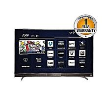 "49P3CFS - 49"" - FHD Curved Smart LED Tv - Black"