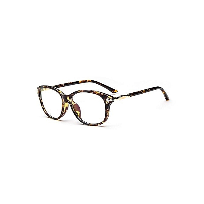 d25f590f5b0 Fashion Vintage Women Eyeglass Frame Glasses Retro Spectacles Clear Lens  Eyewear For Women