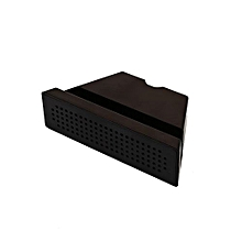 Cellphone Stand Phone Amplifier Holder Portable ABS Black Loudspeaker Smartphone Sound Magnifier Support Mount