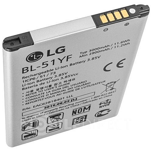 BL-51YF 3000mAh Standard Li-Ion Extended Battery For LG G4 Phone H815 H811  H810 VS986 VS999 US991 F500 LS991