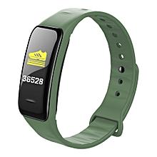 C1Plus  BT Heart Rate Monitor Smart  Bracelet Fitness Wristband