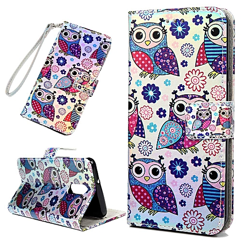 LG Stylus 4 Case, LG Stylo 4 Case, LG Q Stylus Case,LG Stylo 4 Plus Case,  3D Premium PU Leather Credit Card Solts Holders Magnetic Stand Wallet Case