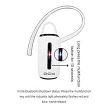 QCY J132 Wireless Bluetooth Headset Androids Smartphone - Windows Phone -MP3/MP4 Player Portable Musics Player SUNKKJ