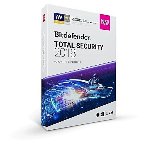 Total Security 4User+1Free
