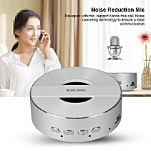 Mini Wireless Bluetooth 4.0 Speaker HiFi Stereo Subwoofer MP3 Player Support Microphone TF Card