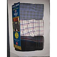 Boxer Shorts - 3 Pieces - Random colors