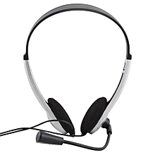 Hequeen Stereo 010 MV Headset Computer Headset Headset Headset With Remote Control