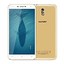 HAFURY UMAX 6.0 inch 3G Phablet Android7.0 MTK6580 Quad Core 1.3GHz 2GB RAM 16GB ROM 4500mAh Battery OTG 13.0MP Rear Camera - GOLDEN