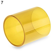 Durable Replacement Glass Tube For SMOK TFV8 Cloud Beast Subohm Atomizerr Tank-Yellow