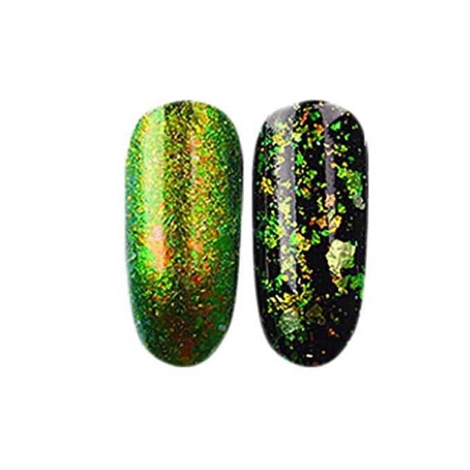 Buy Beauty Fancyqube 1-Box Nails Glitter Magic Mirrors Powder DIY ...