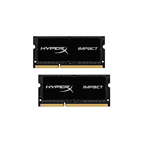 Buy Kingston Technology Hyperx Impact 16gb 2 X 8g 204 Pin Ddr3 So