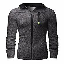 Men  039 s Winter Hoodie Warm Hooded Sweatshirt Coat Jacket Outwear Sweater 1cf20a313