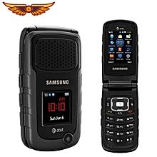 A847 Rugby II 2.2 Inch 3G GSM 1300mAh Mobile Phone - Black