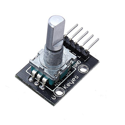 KY-040 Rotary Decoder Encoder Module For Arduino AVR PIC