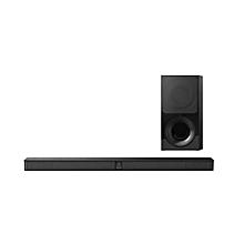 300W Soundbar HT-CT290, Bluetooth, HDMI, Wireless Sub-woofer - Black